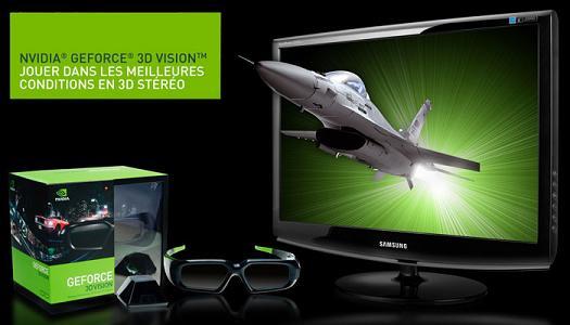 3D vision de Nvidia.