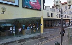 Cinéma le Cézanne à Aix en provence
