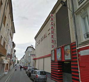 Cinéma Les Arcades à Alès