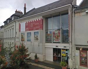 cinéma 3D CinéA à Amboise