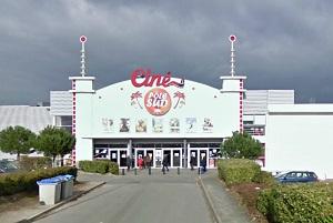 cinéma 3D Cine Pole Sud à Basse Goulaine