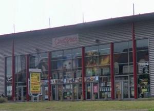 cinéma 3D cinespace à Beauvais