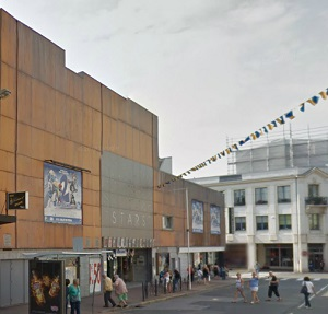 cinema 3D Les Stars à Boulogne sur mer