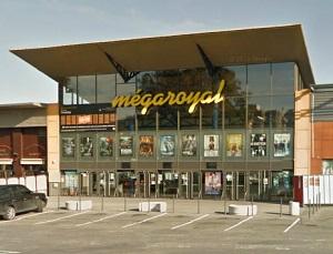 cinéma 3D le Mégaroyal à Bourgoin Jallieu