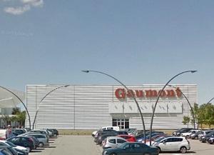 cinéma 3D Gaumont Coquelles à Calais