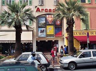 Cinéma les Arcades à Cannes