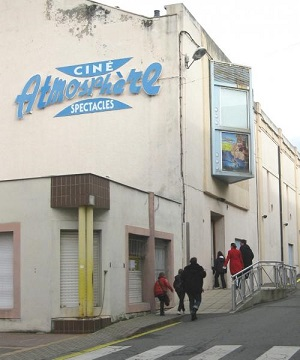 Cinéma L'Atmosphère à Capdenac Gare