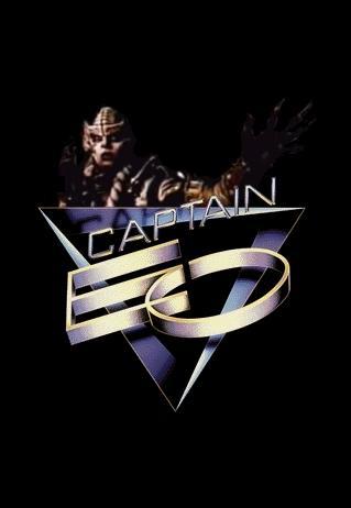 affiche du film Captain EO