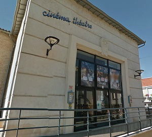 Le cinema théatre à Caussade