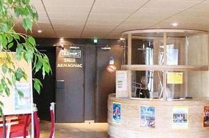 Cinéma Armagnac à Cazaubon
