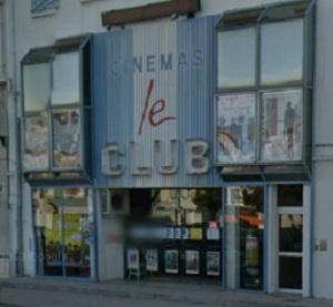 Cinéma 3D le Club à Chalans
