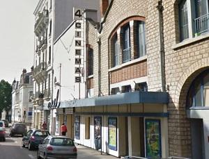 cinema 3D Le Axel à Chalon-sur-Saône