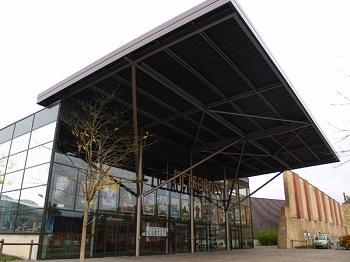 le Multiplexe Métropolis à Charleville-Mézières