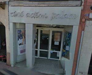 Ciné Action Palace à Chauffailles