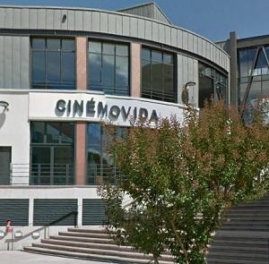 cinéma 3D Cinémovida à Cholet
