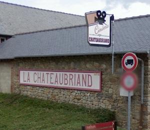 cinéma 3D Chateaubriand à Combourg