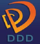 Logo de la marque Tridef (DDD)