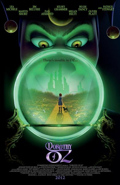 affiche du film Dorothy of Oz