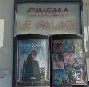 cinéma le Palace à la Ferté Bernard
