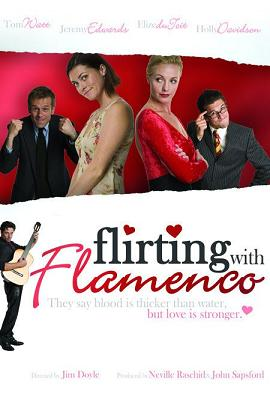 affiche Flirting with flamenco