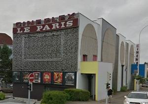 Cinéma 3D Le Paris à Forbach