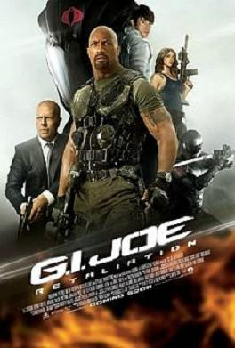 affiche du film G.I. Joe: Conspiration