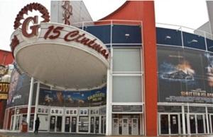 cinema 3D Gaumont Disney Village à Marne La Vallee