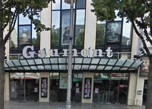 cinéma Gaumont Reims