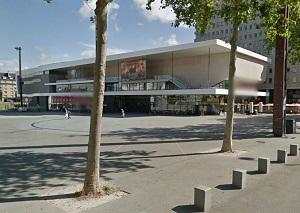 cinéma 3D Gaumont à Rennes