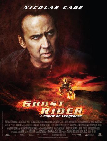affiche Ghost Rider 2: L'Esprit de vengeance