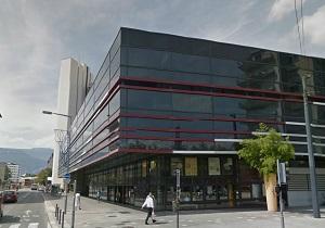 cinéma 3D Pathé Chavant à Grenoble