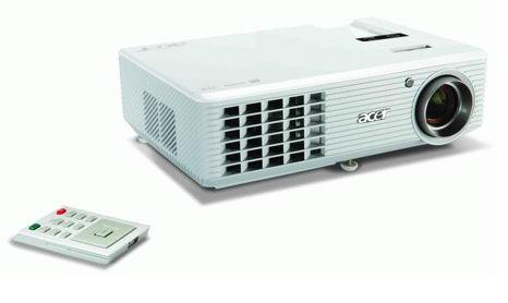 projecteur 3D-ready acer H5360