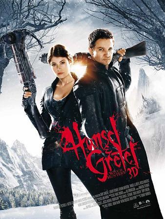 affiche du film Hansel et Gretel