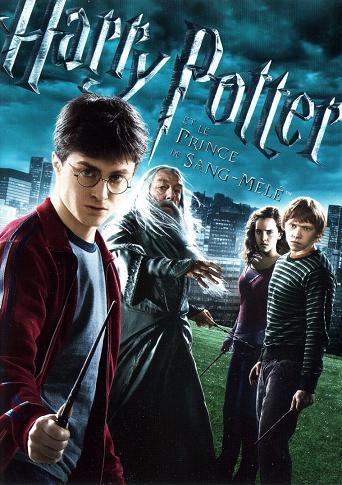 affiche Harry Potter et le Prince de sang mêlé