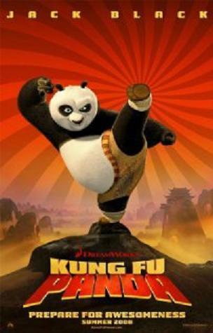 affiche Kung-Fu Panda