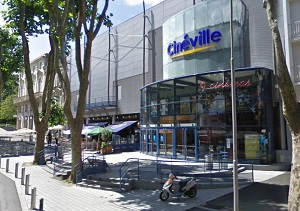 cinéma Cinéville à Laval