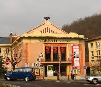 Cinéma le Casino à Lavenavet