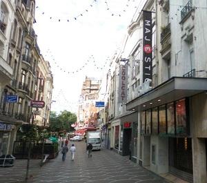 cinéma 3D le Majestic à Lille