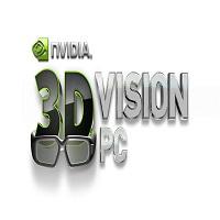 Logo Nvidia 3D vision
