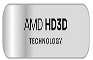Logo AMD HD3D