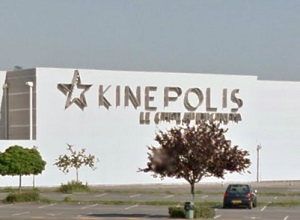 cinéma 3D Kinepolis à Lomme