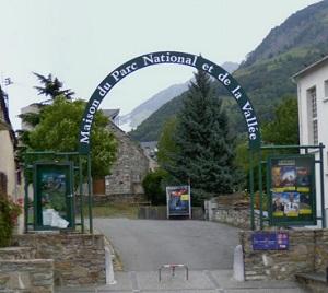 cinéma 3d de la maison de la vallée à Luz Saint Sauveur