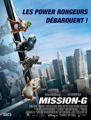 affiche Mission G
