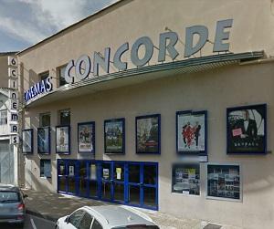 Cinéma 3D Le Concorde à Moissac