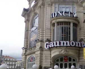 cinéma 3D le Gaumont Comédie de montpellier