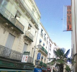 cinéma 3D le Royal à Montpellier
