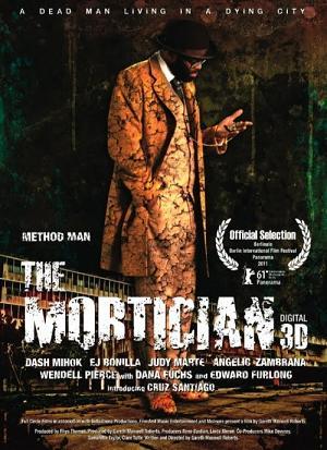 affiche The Mortician
