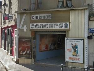 cinéma 3D le Concorde à Nantes
