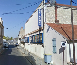 cinéma 3D Le Mazarin à Nevers