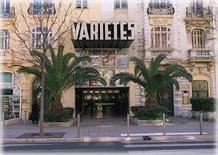 Cinéma Variétés à Nice